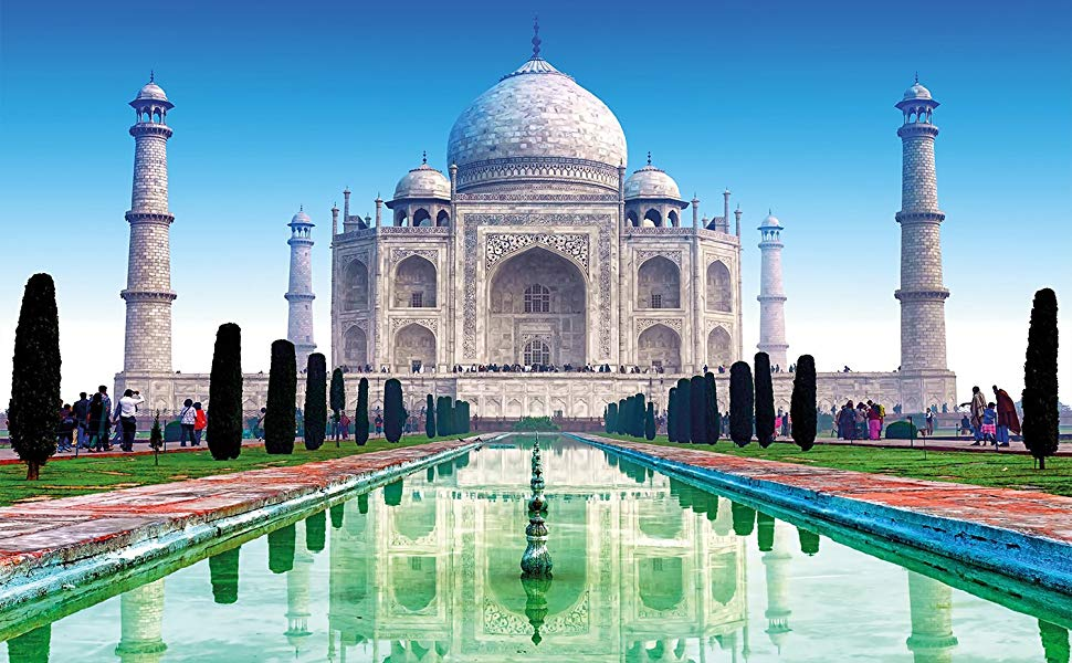 Taj Mahal, India | 12 Most Iconic Photography Locations | Brain Berries