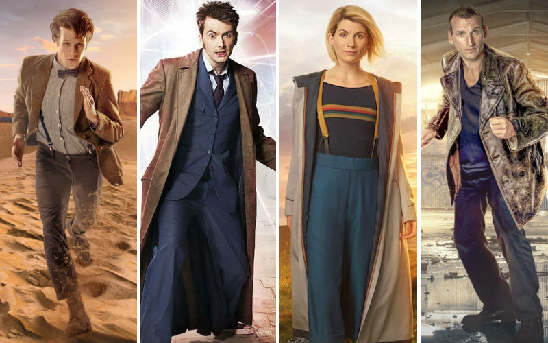 The Best Doctor Whos We've Seen On TV | Brain Berries