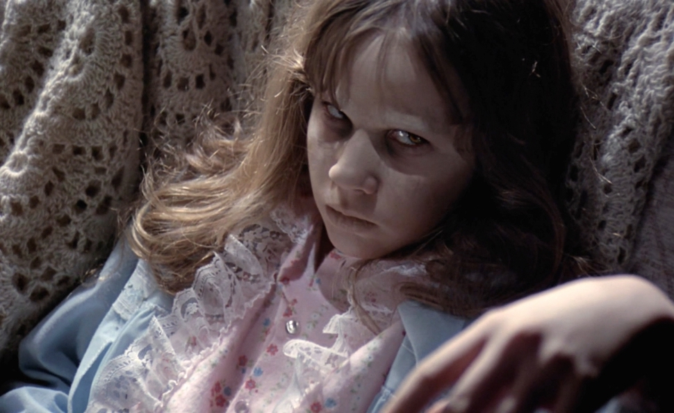 The Exorcist (1973) | 7 Most Visually Striking Horror Movies | Brain Berries