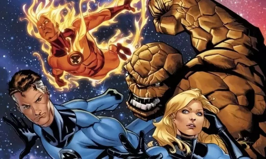 The Fantastic Four | 9 Awesome Marvel Characters Who Need Their Own TV Series | Brain Berries