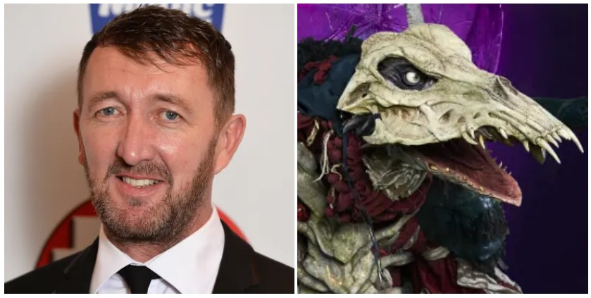 """The Hunter – Ralph Ineson 