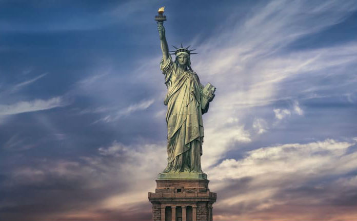4. The Statue of Liberty | Brain Berries