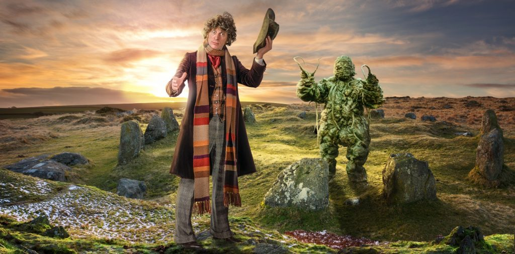 Tom Baker (The Fourth Doctor) | The Best Doctor Whos We've Seen On TV | Brain Berries