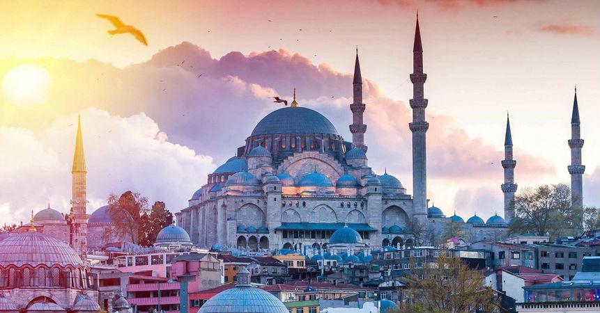 Турция   Страны Азии, которые стоит посетить этой   ZestRadar