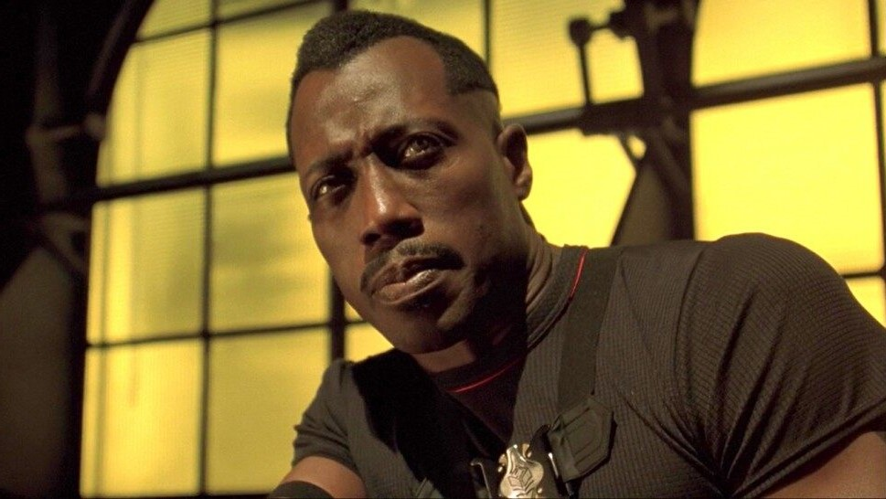 Wesley Snipes – Blade | 11 Actors That Will Always Be Defined By That One Role | Brain Berries