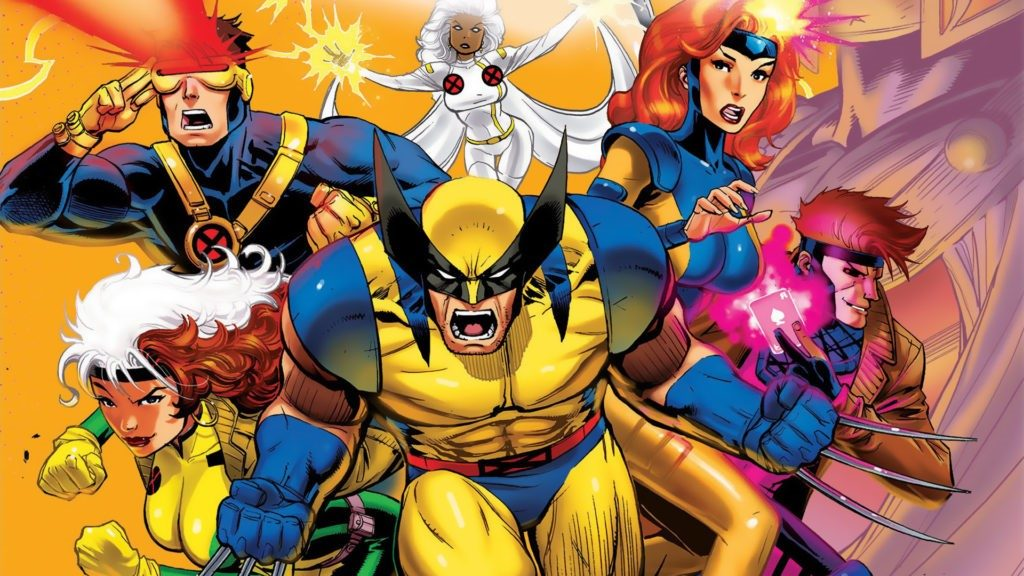X-Men | 9 Awesome Marvel Characters Who Need Their Own TV Series | Brain Berries