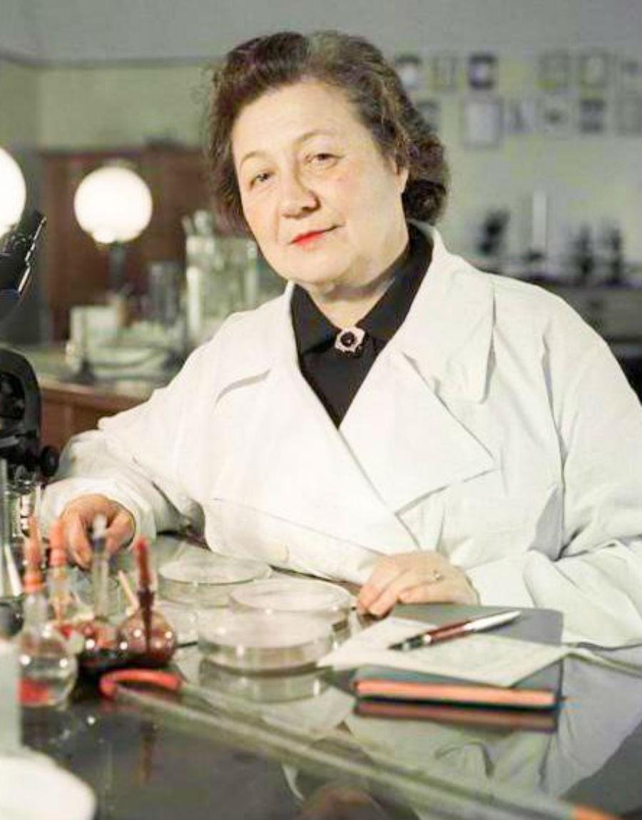 Зинаида Ермольева (1898-1974) | 8 русских и советских врачей, изменивших мир в лучшую сторону | Brain Berries