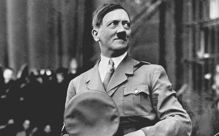 Адольф Гитлер     10 самых жестоких правителей в истории   Brain Berries