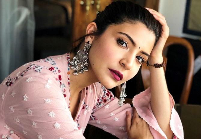 Анушка Шарма  | 8 самых красивых актрис Болливуда | ZestRadar