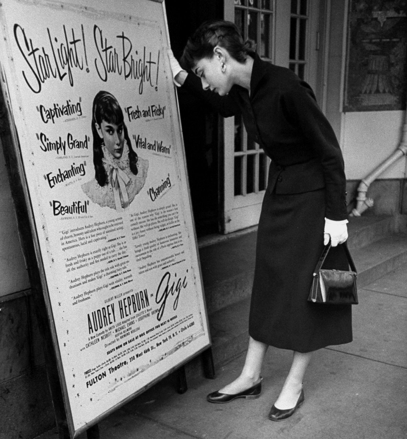 Черные балетки Одри Хепберн | Знаковые аксессуары знаменитостей | Brain Berries