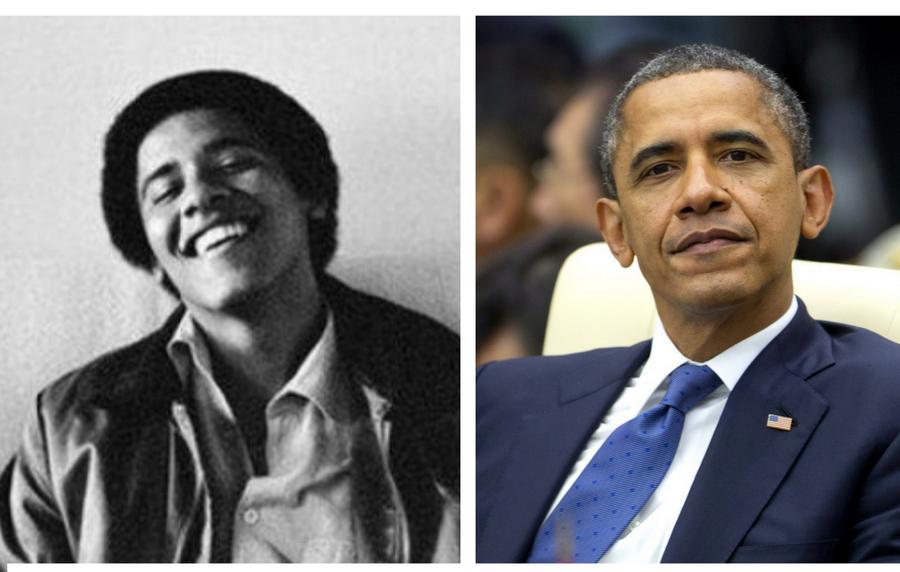 Барак Обама | Как выглядели известные политики в молодости | ZestRadar