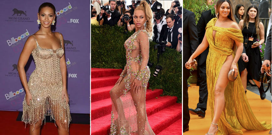 Beyoncé | How 9 Iconic Singers Changed Over The Last Few Decades ZestRadar