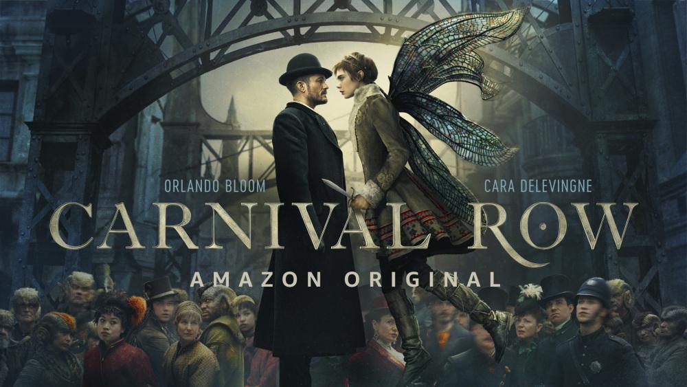 "5 Reasons To Watch ""Carnival Row"" #1   Brain Berries"
