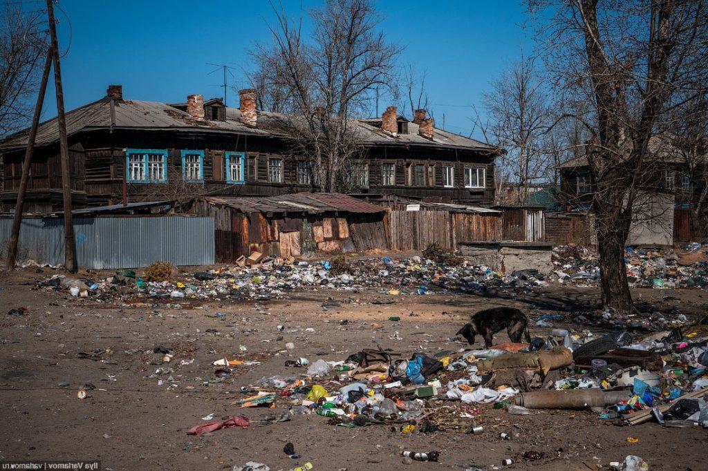 Чита, Забайкальский край | 10 самых грязных городов России | Brain Berries