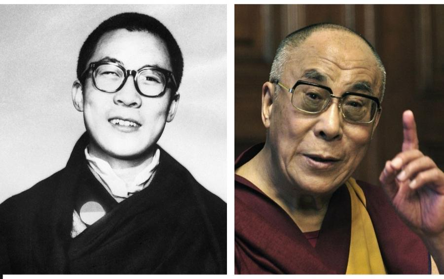 Далай-лама   | Как выглядели известные политики в молодости | ZestRadar