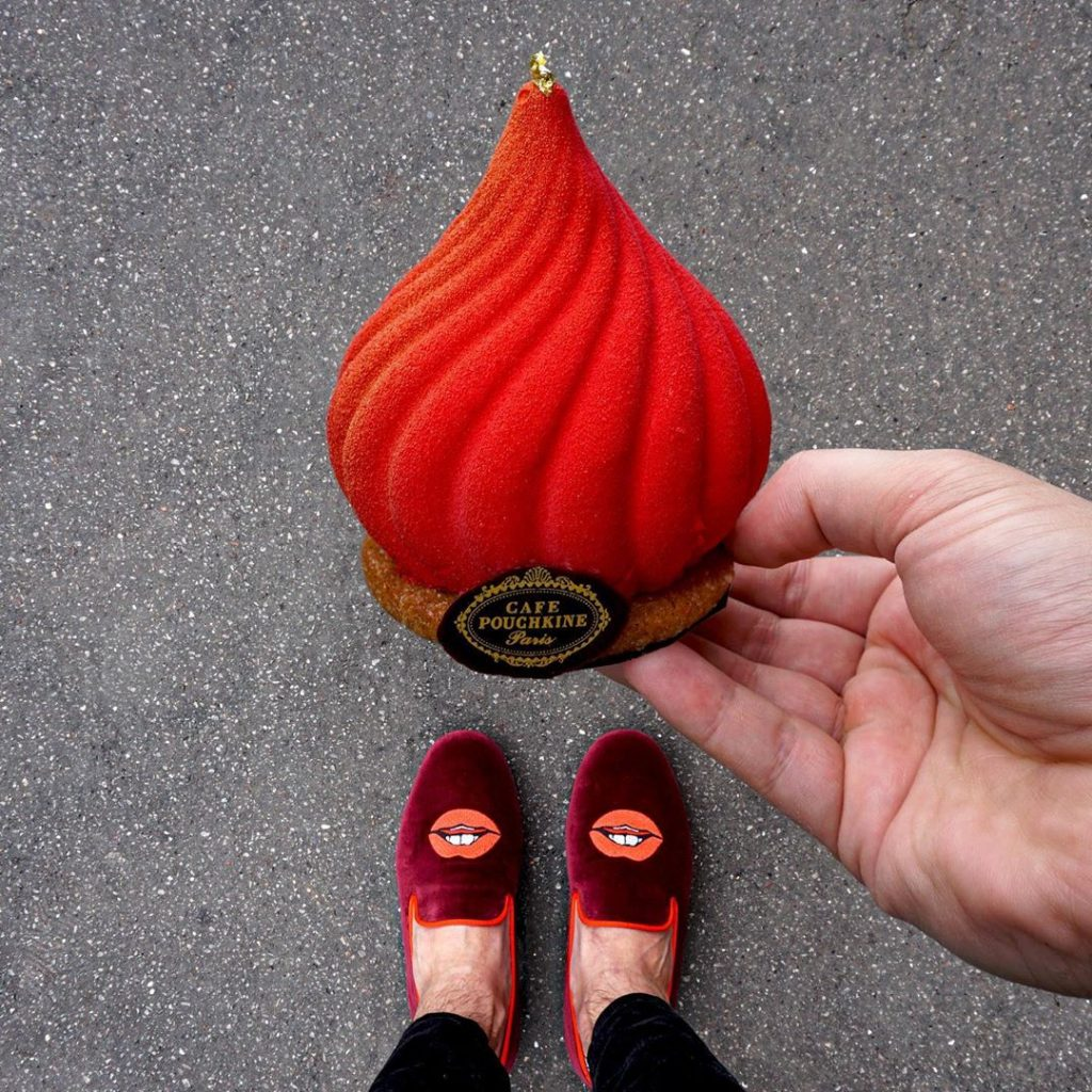 @desserted_in_paris #6 | 7 очень странных Инстаграм аккаунтов еды | ZestRadar