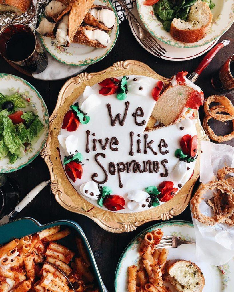 @drakeoncake #1 | 7 очень странных Инстаграм аккаунтов еды | ZestRadar