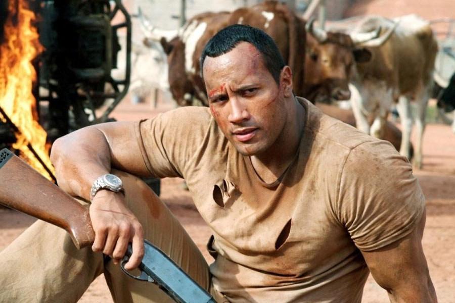 Сокровище Амазонки, 2003 | 10 лучших фильмов с Дуэйном «Скалой» Джонсоном | Brain Berries