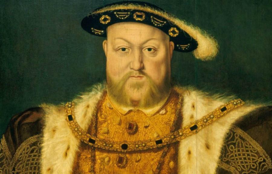 Генрих VIII Тюдор   10 самых жестоких правителей в истории   Brain Berries