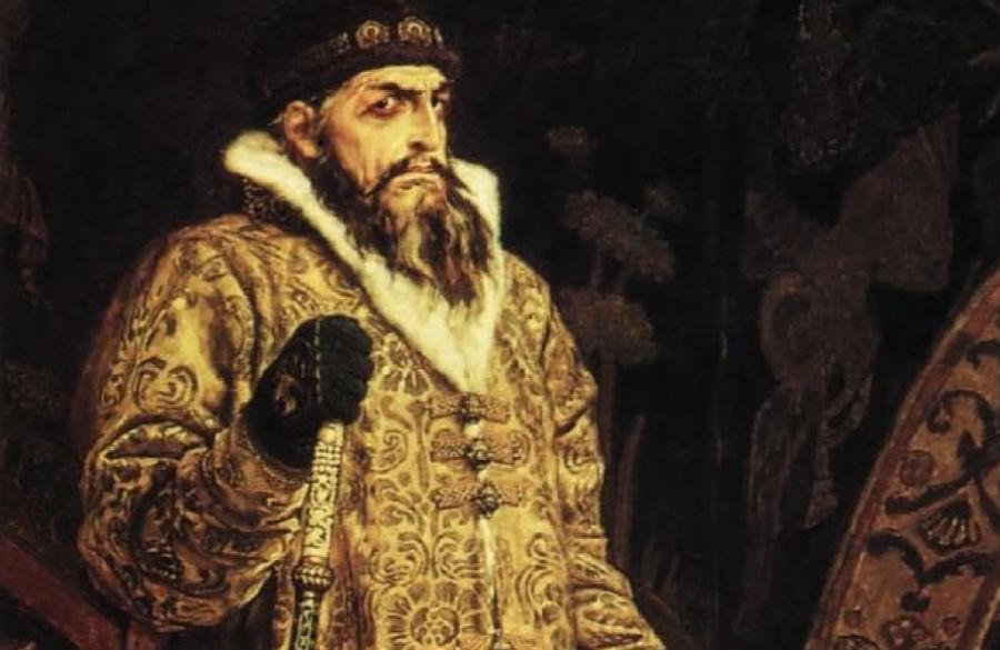 Иван Грозный   10 самых жестоких правителей в истории   Brain Berries