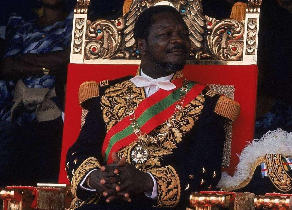 Жан-Бедель Бокасса   10 самых жестоких правителей в истории   Brain Berries