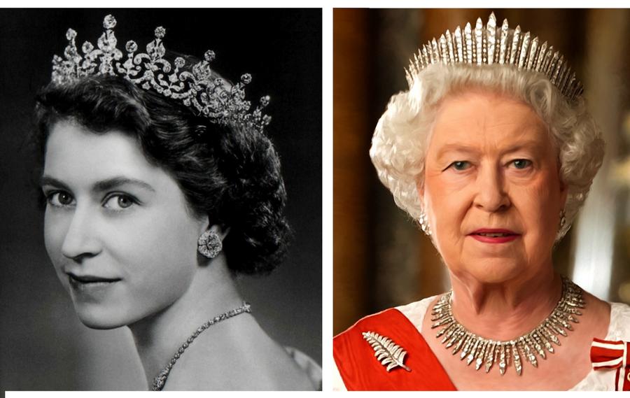 Елизавета II   | Как выглядели известные политики в молодости | ZestRadar