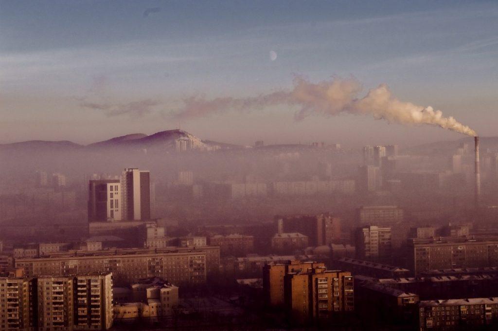 Красноярск | 10 самых грязных городов России | Brain Berries