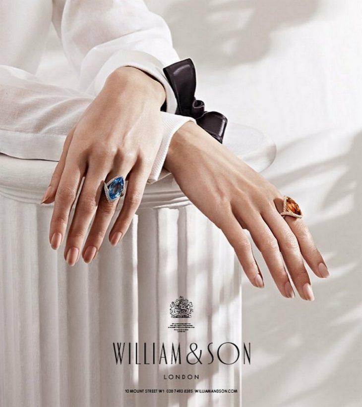 Изящные руки Нины Тейлор | Нина Тейлор - модель с самыми красивыми руками на планете | Brain Berries