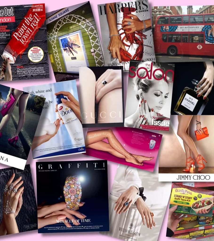 Tom Ford, Chanel, Dior | Нина Тейлор - модель с самыми красивыми руками на планете | Brain Berries