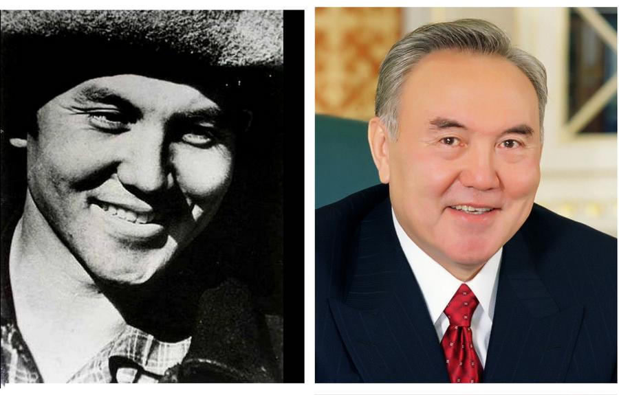 Нурсултан Назарбаев  | Как выглядели известные политики в молодости | ZestRadar