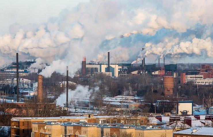 Омск | 10 самых грязных городов России | Brain Berries