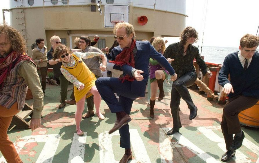 Рок-волна | 10 лучших британских комедий | ZestRadar