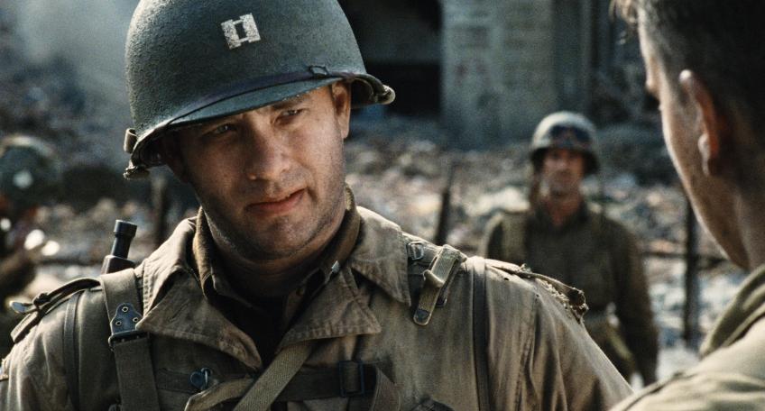 Saving Private Ryan | The 8 Best Tom Hanks Movies | Brain Berries