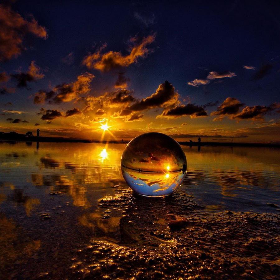 Удивительные кадры заката австрийского фотографа #9 | ZestRadar