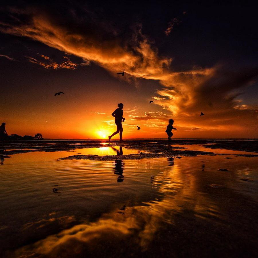Удивительные кадры заката австрийского фотографа #6 | ZestRadar