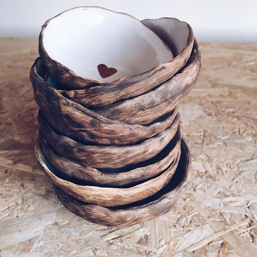 Юлия Пилипчатина #4 | Удивительный мир керамики мастериц из Украины | ZestRadar