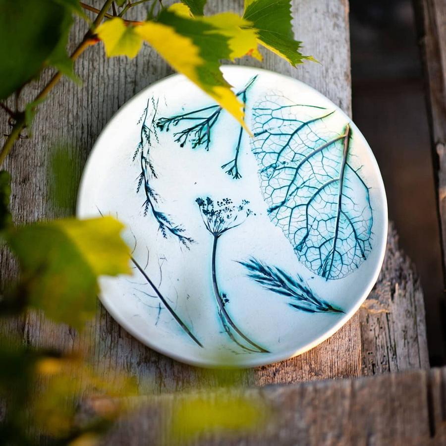 Leaf Ceramics #1 | Удивительный мир керамики мастериц из Украины | ZestRadar