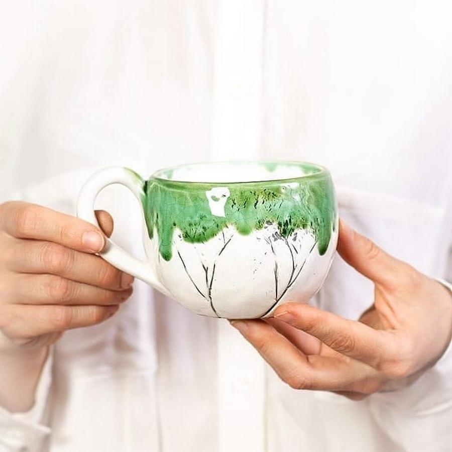 Leaf Ceramics #2 | Удивительный мир керамики мастериц из Украины | ZestRadar