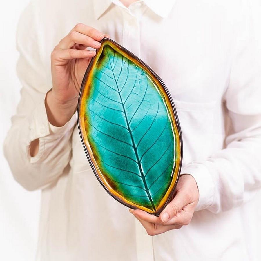Leaf Ceramics #3 | Удивительный мир керамики мастериц из Украины | ZestRadar