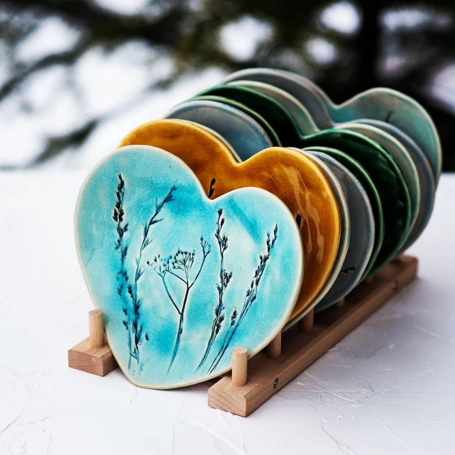 Leaf Ceramics #5 | Удивительный мир керамики мастериц из Украины | ZestRadar