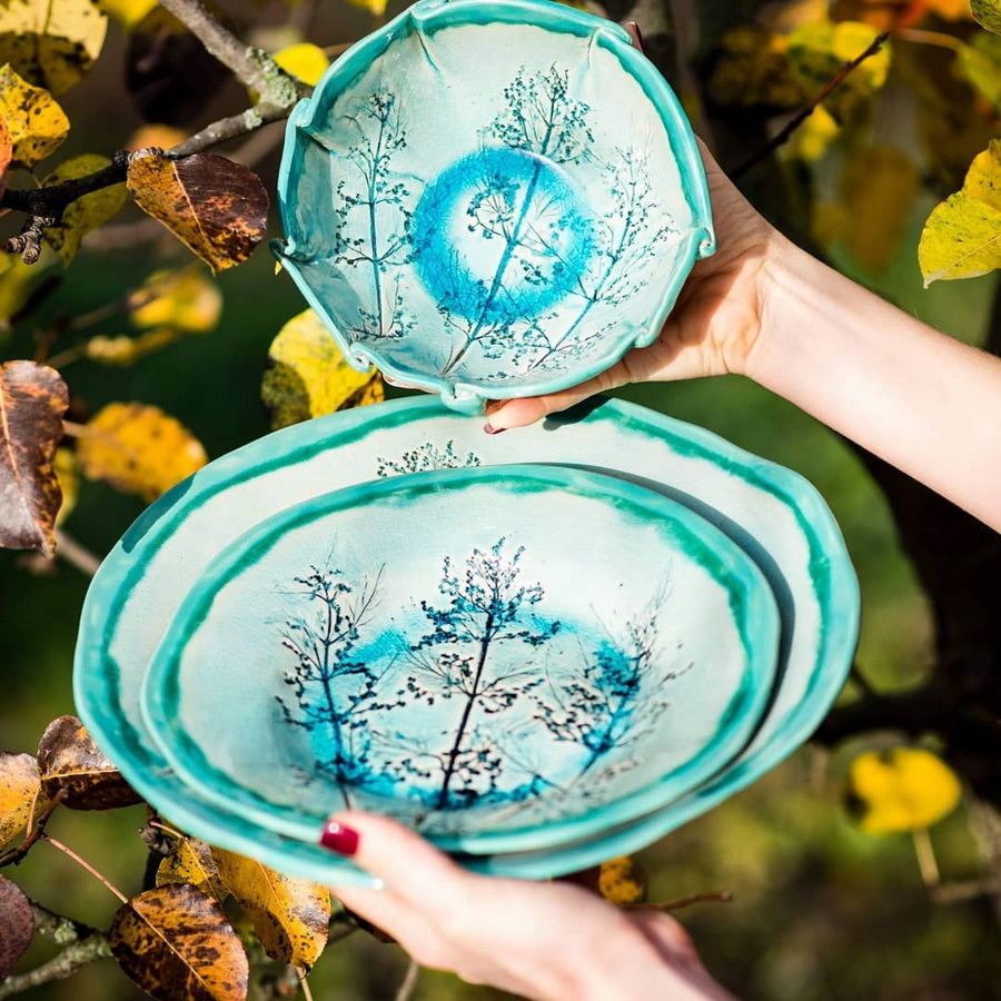 Leaf Ceramics #6 | Удивительный мир керамики мастериц из Украины | ZestRadar