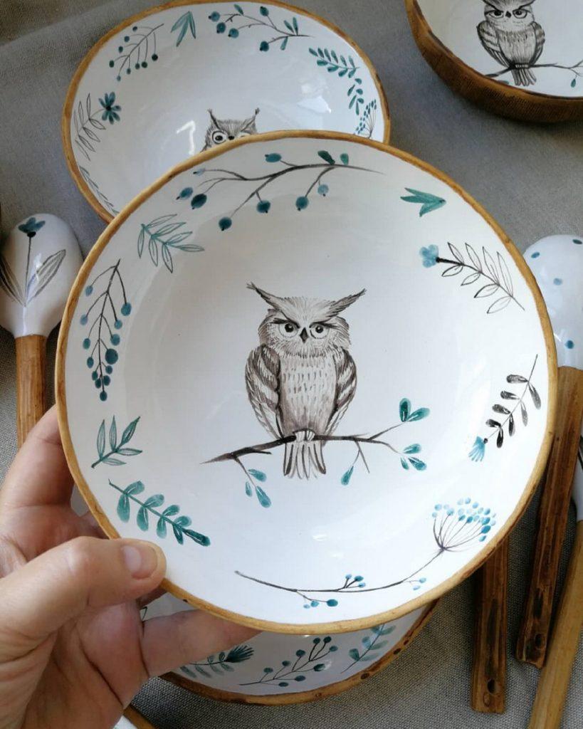 Юлия Осока #2 | Удивительный мир керамики мастериц из Украины | ZestRadar