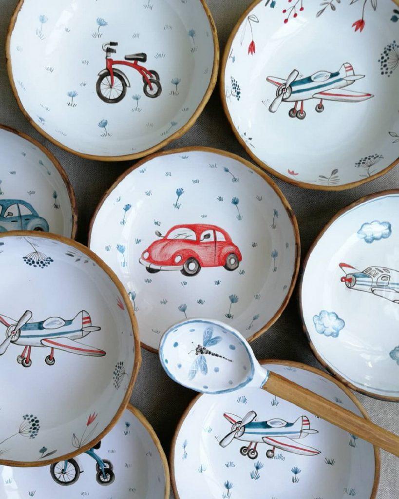 Юлия Осока #4 | Удивительный мир керамики мастериц из Украины | ZestRadar