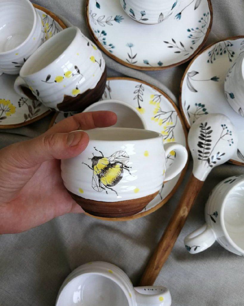 Юлия Осока #5 | Удивительный мир керамики мастериц из Украины | ZestRadar
