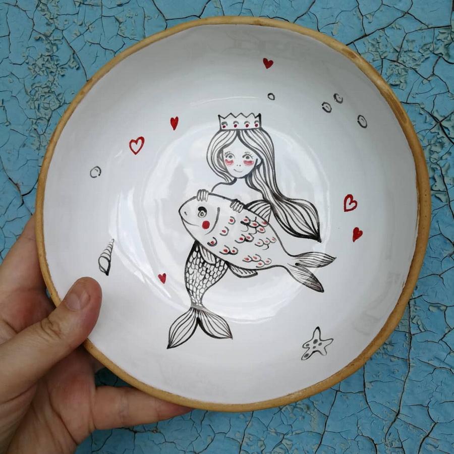Юлия Осока #8 | Удивительный мир керамики мастериц из Украины | ZestRadar