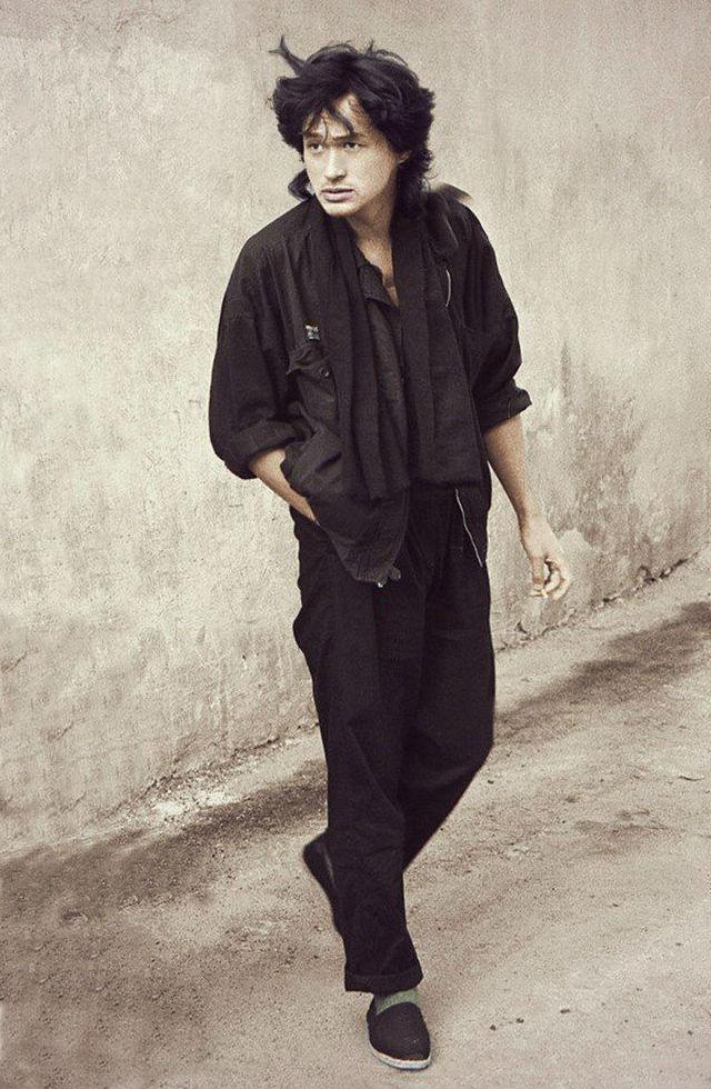 Виктор Цой #3 | Иконы стиля СССР: 8 советских модников | ZestRadar