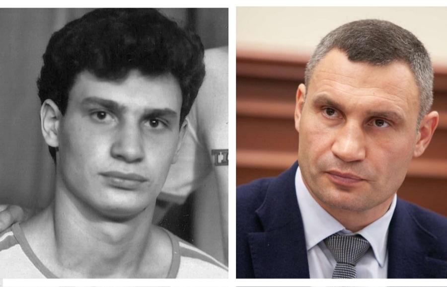 Виталий Кличко | Как выглядели известные политики в молодости | ZestRadar