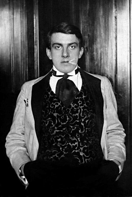 Владимир Маяковский #3 | Иконы стиля СССР: 8 советских модников | ZestRadar