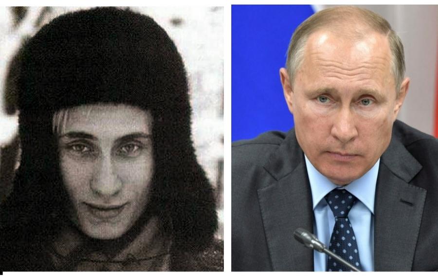 Владимир Путин  | Как выглядели известные политики в молодости | ZestRadar