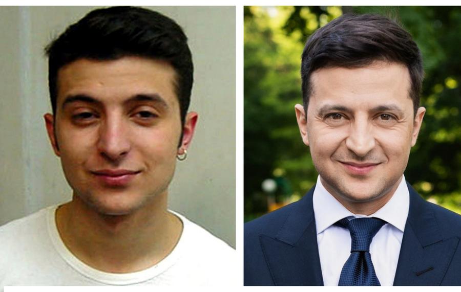 Владимир Зеленский  | Как выглядели известные политики в молодости | ZestRadar